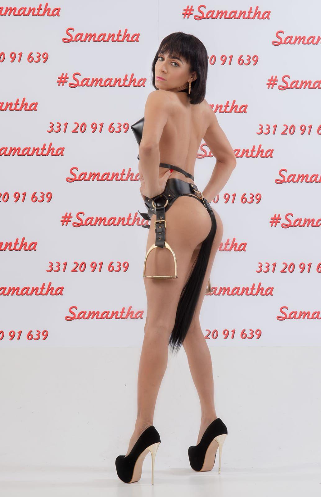 Samantha cerca relazioni Trans Udine