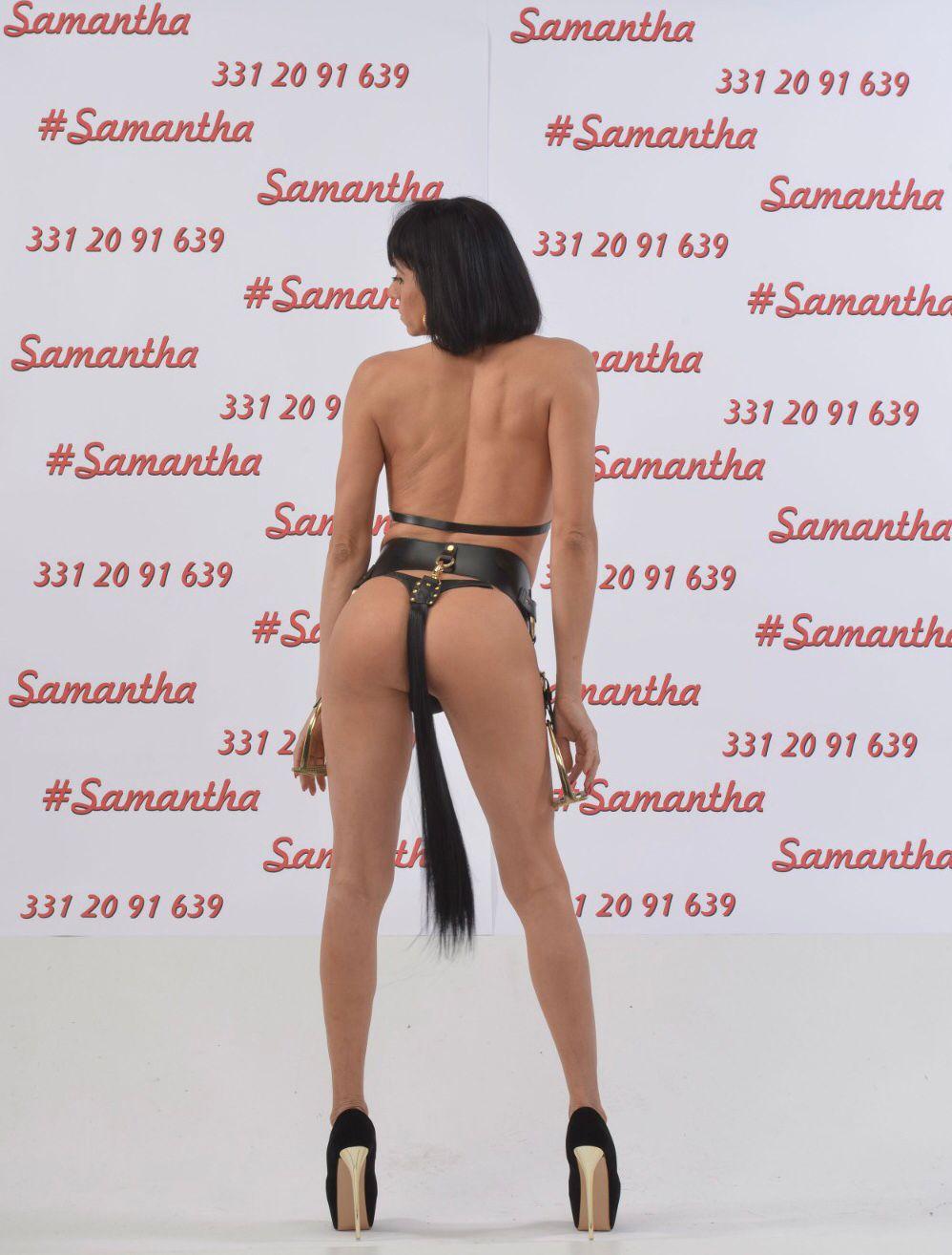 Samantha vuole incontrarti Trans Udine