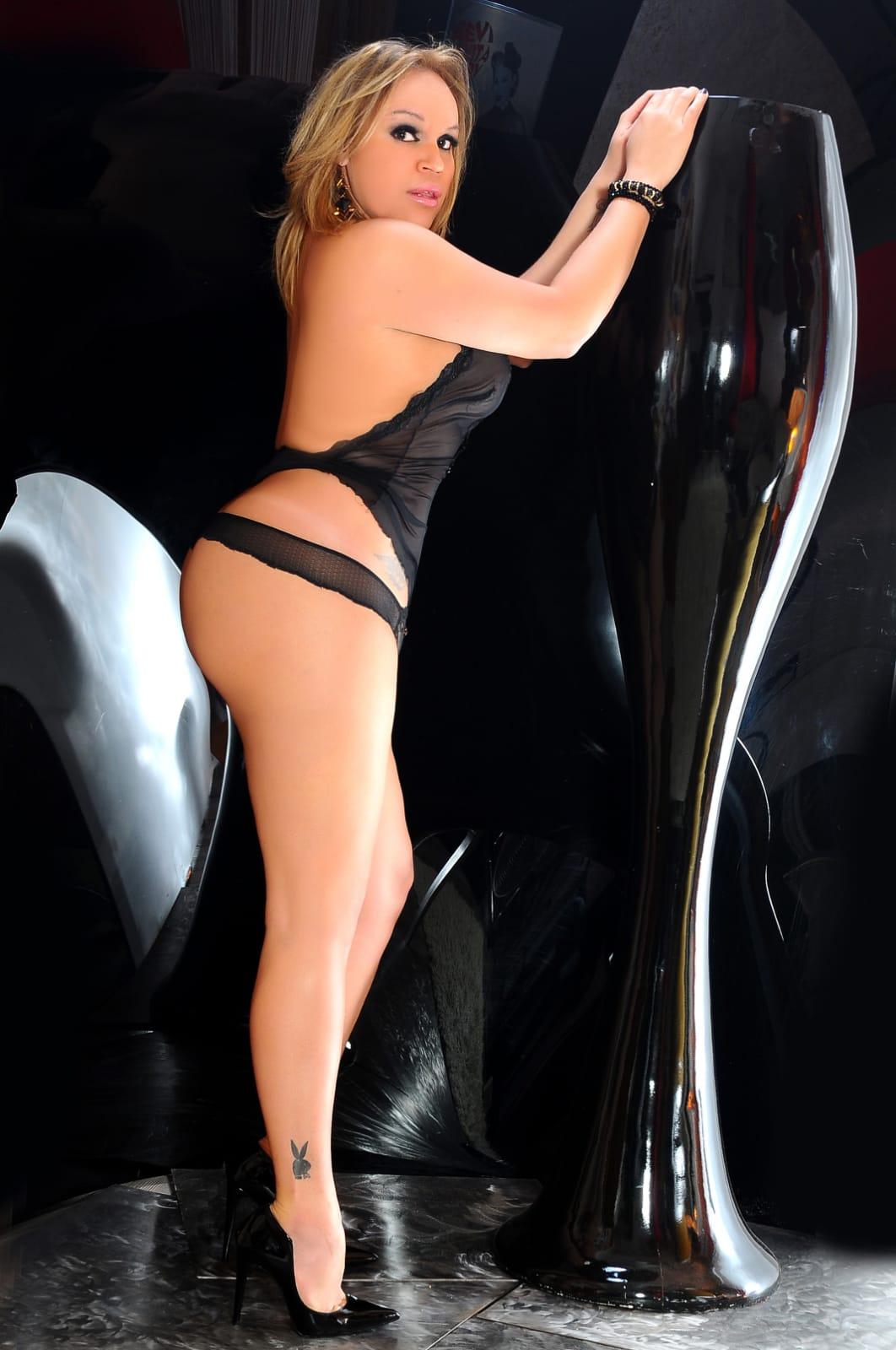 Monica Gomez sexy Trans Bergamo
